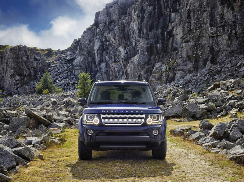 2014 Land Rover Discovery High Resolution Exterior - image 521219