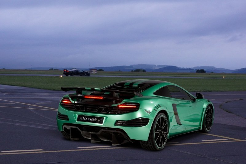 2013 McLaren MP4-12Cf by Mansory High Resolution Exterior - image 522614