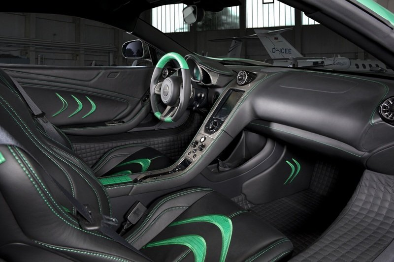 2013 McLaren MP4-12Cf by Mansory High Resolution Interior - image 522616