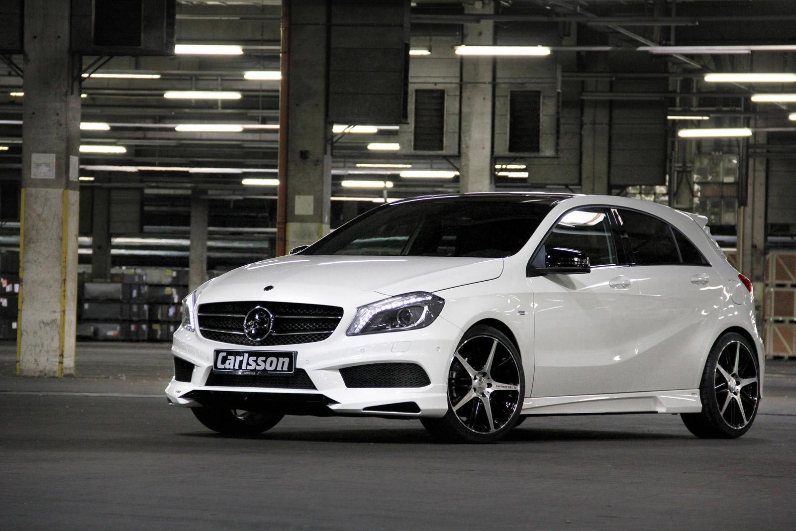 2013 mercedes benz a class by carlsson review top speed. Black Bedroom Furniture Sets. Home Design Ideas