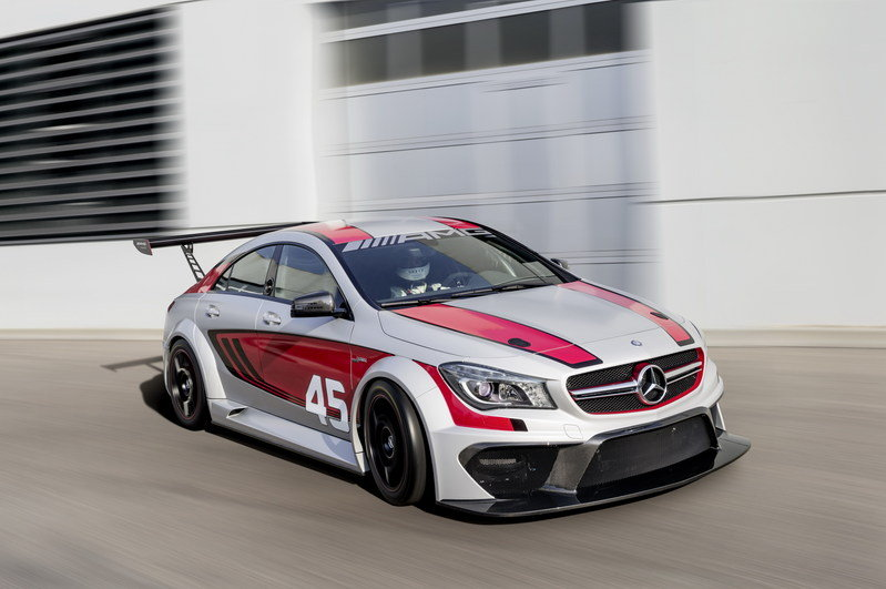 2014 Mercedes-Benz CLA 45 AMG Racing Series