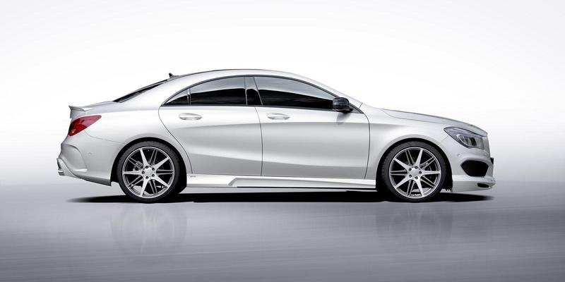 2014 Mercedes-Benz CLA-Class by Carlsson