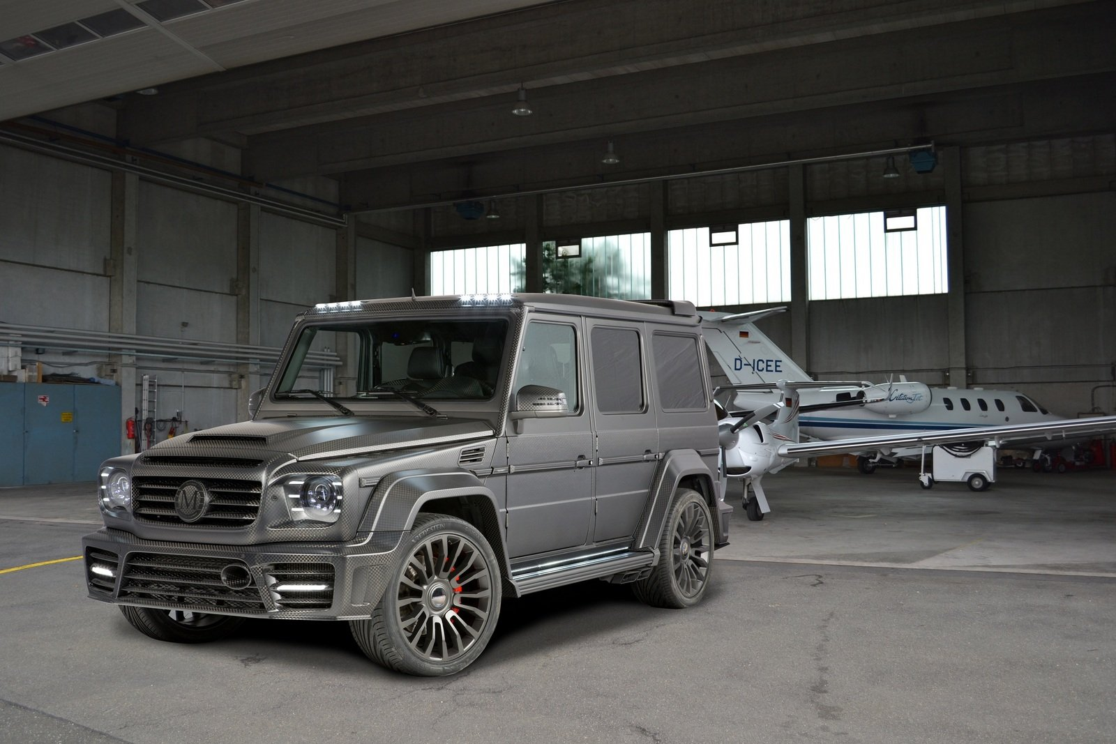 2013 Mercedes-Benz G63 AMG Gronos By Mansory | Top Speed