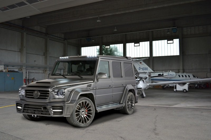 2013 Mercedes-Benz G63 AMG Gronos by Mansory