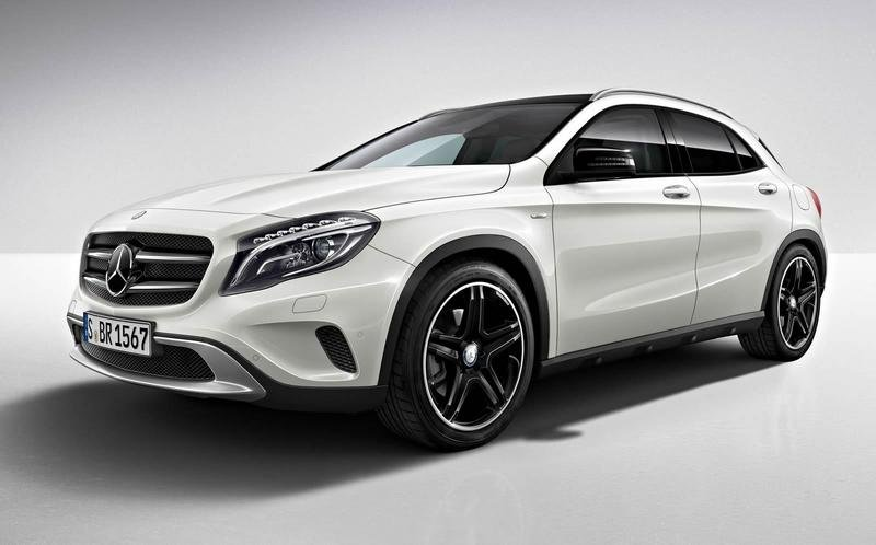 2015 Mercedes-Benz GLA-Class Edition 1 High Resolution Exterior - image 524053