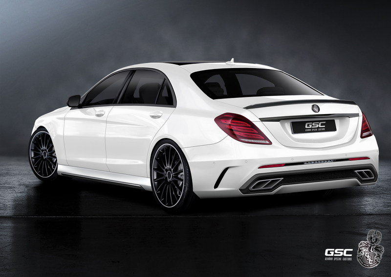 2014 Mercedes-Benz S-Class by German Special Customs High Resolution Exterior - image 525449