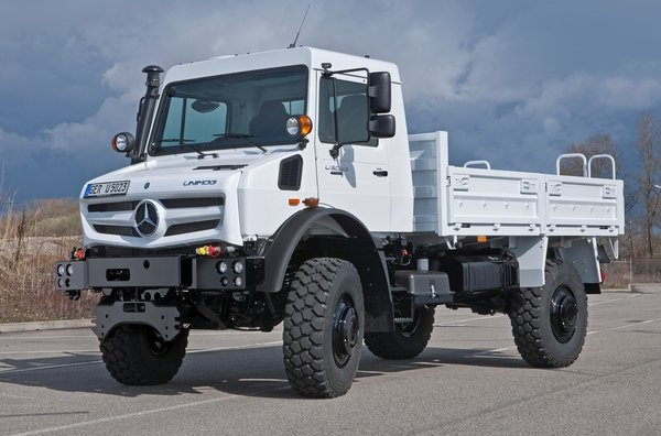 2014 Mercedes Benz Unimog U5023 Review Top Speed