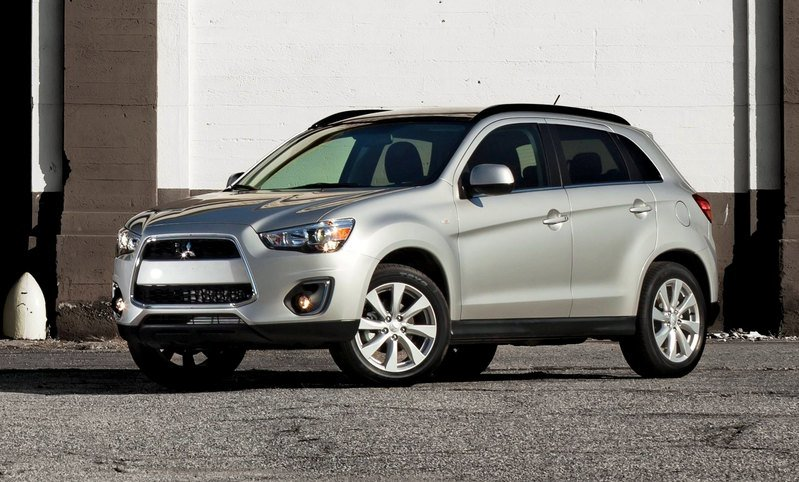2014 mitsubishi outlander sport picture 523849 car review top speed. Black Bedroom Furniture Sets. Home Design Ideas