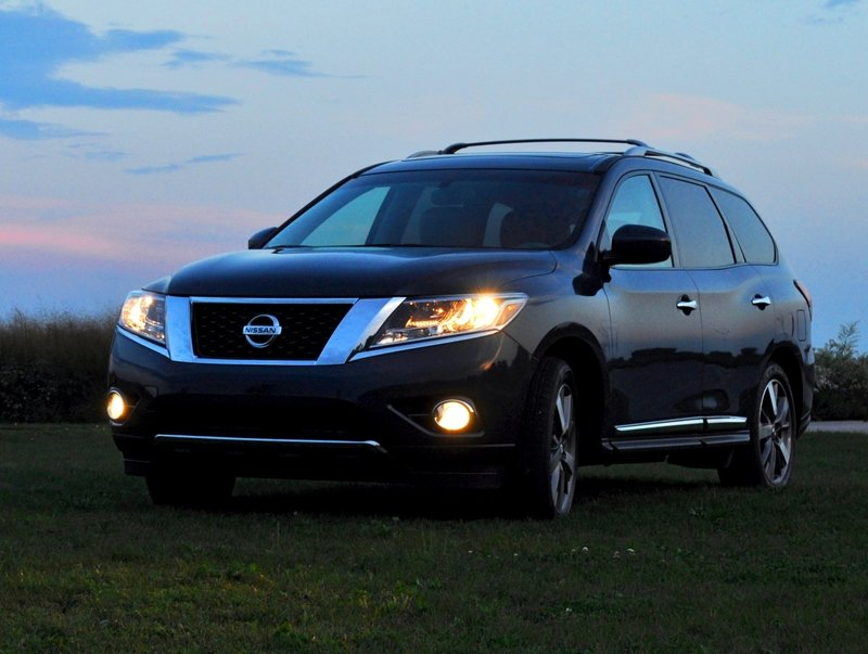 2014 Nissan Pathfinder - Driven High Resolution Exterior - image 525242