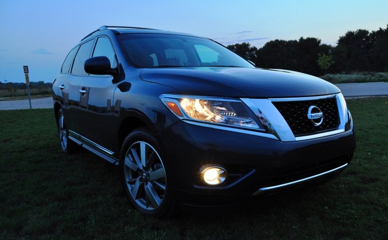 2014 Nissan Pathfinder - Driven High Resolution Exterior - image 525248