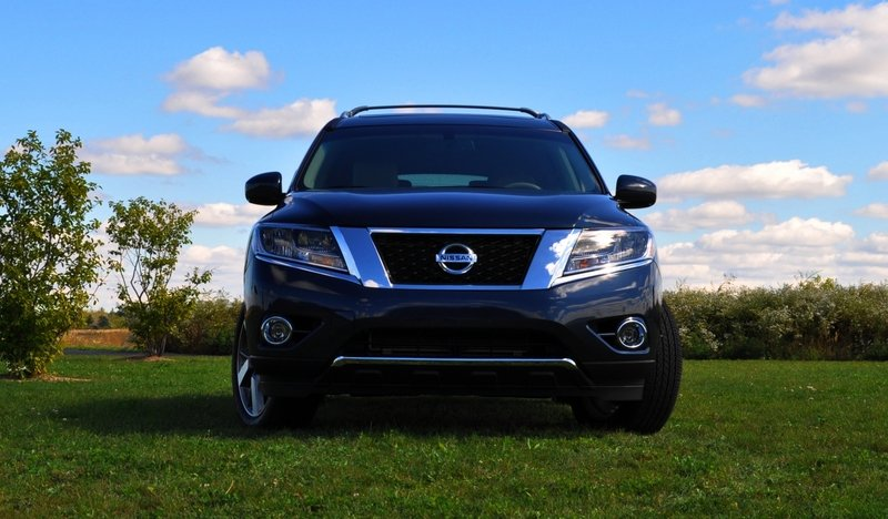 2014 Nissan Pathfinder - Driven