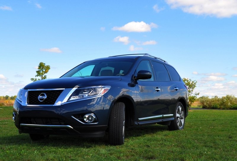 2014 Nissan Pathfinder - Driven High Resolution Exterior - image 525262