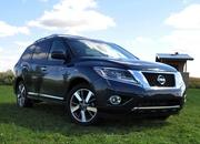 2014 Nissan Pathfinder - Driven - image 525263