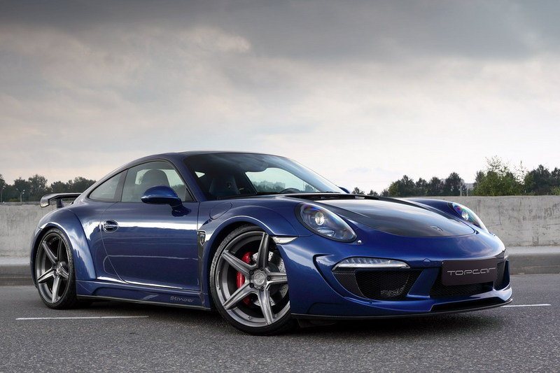 2013 Porsche 991 Carrera 4S Stinger by TopCar