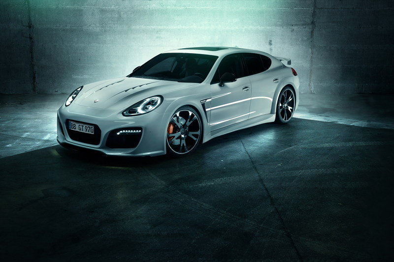 2014 Porsche Panamera GrandGT by TechArt