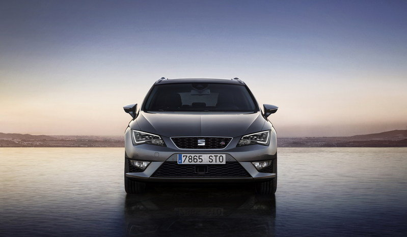 2013 Seat Leon ST High Resolution Exterior - image 521423