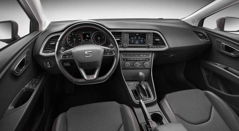 2013 Seat Leon ST High Resolution Interior - image 521413