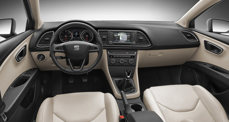 2013 Seat Leon ST High Resolution Interior - image 521416