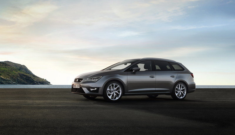 2013 Seat Leon ST High Resolution Exterior - image 521411