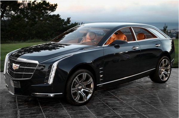 video cadillac elmiraj rendered as 4 door coupe and lwb limo car news top speed. Black Bedroom Furniture Sets. Home Design Ideas
