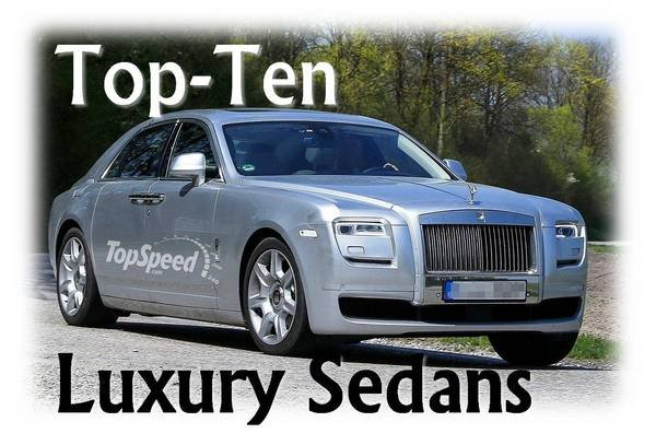 10 Best Cpo Luxury Cars For 2019: Top-Ten Best Luxury Sedans