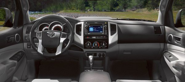 2014 toyota tacoma car review top speed - 2013 toyota tacoma interior accessories ...