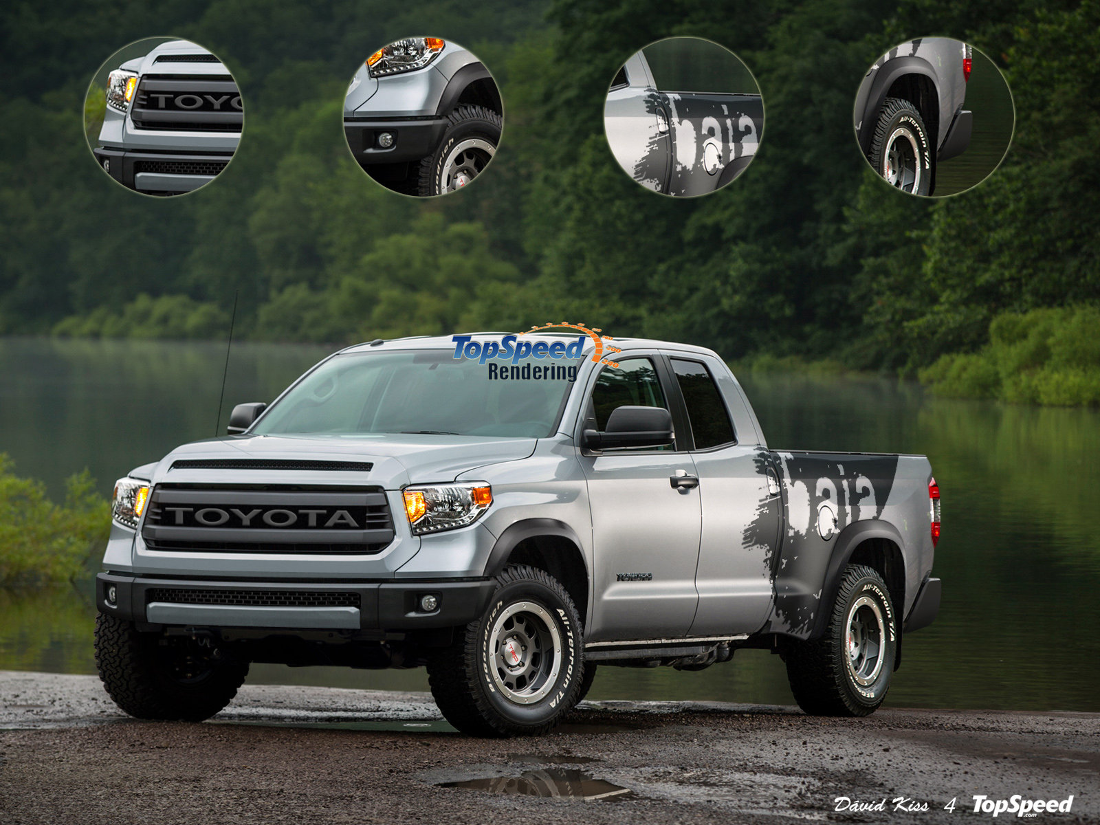 Truck Cab Styles >> 2015 Toyota Tundra Baja 1000 Review - Top Speed