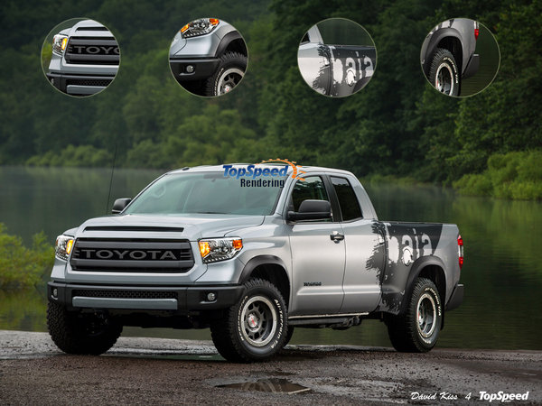2015 Toyota Tundra Baja 1000 Review - Top Speed