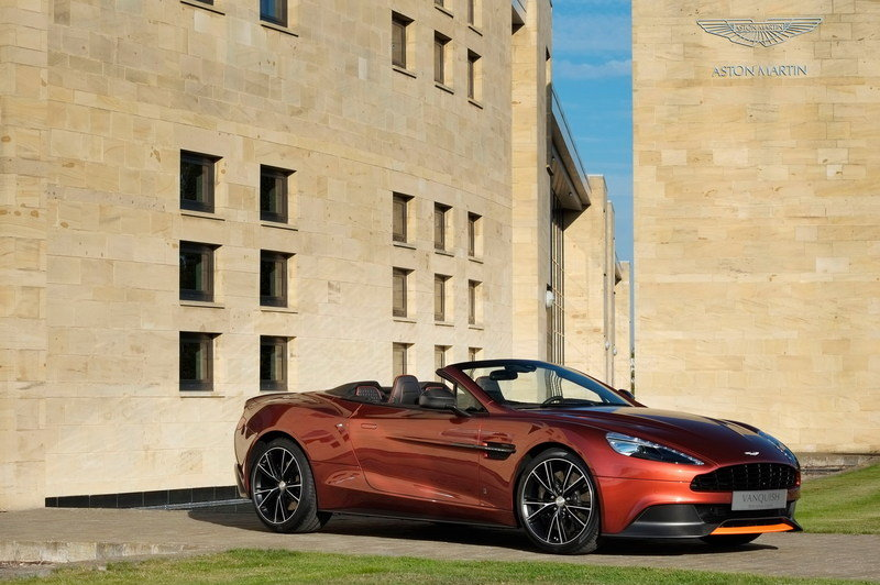 2014 Vanquish Volante Q by Aston Martin High Resolution Exterior Wallpaper quality - image 522625