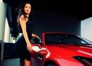 Video: Playboy Playmate of the Year Wins Jaguar F-type - image 521013