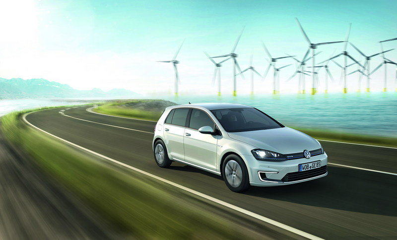 2015 Volkswagen e-Golf High Resolution Exterior - image 522770