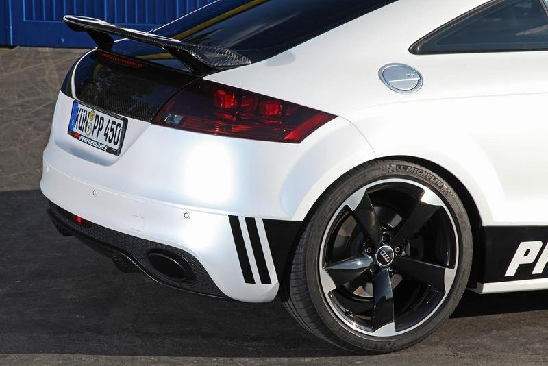 2013 Audi TT RS Black and White Edition by PP Performance