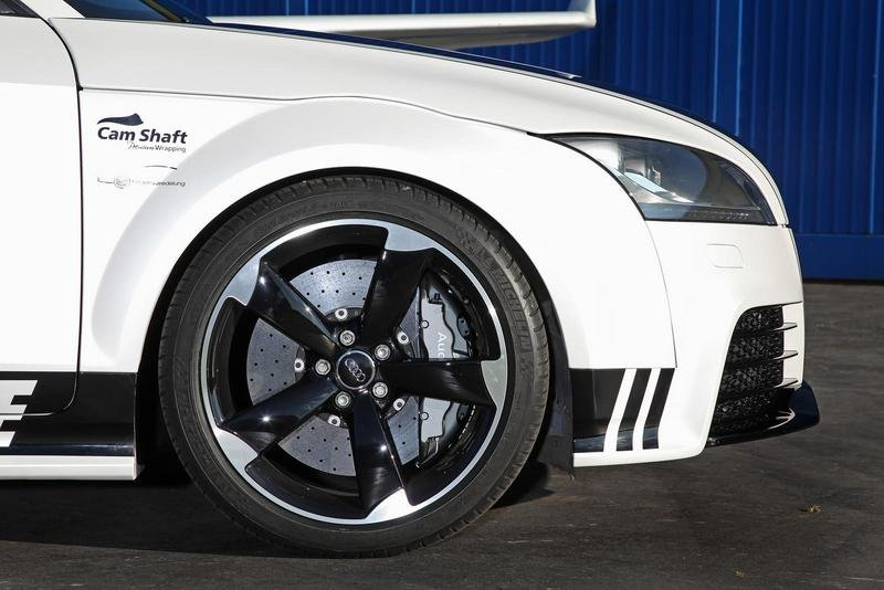 2013 Audi TT RS Black and White Edition by PP Performance High Resolution Exterior - image 530253