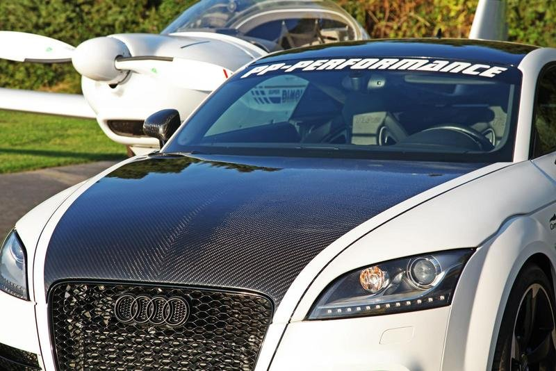 2013 Audi TT RS Black and White Edition by PP Performance Exterior - image 530255