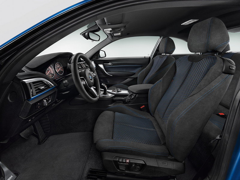 2014 - 2015 BMW 2 Series Coupe Interior - image 530076