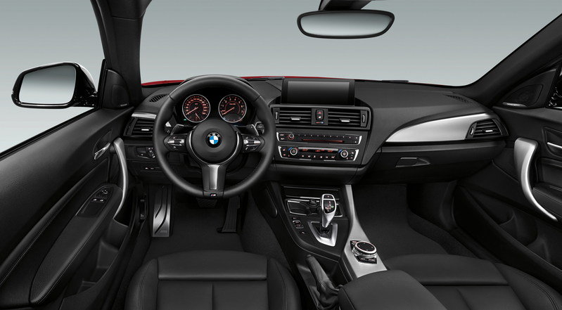 2014 - 2015 BMW 2 Series Coupe High Resolution Interior - image 530078