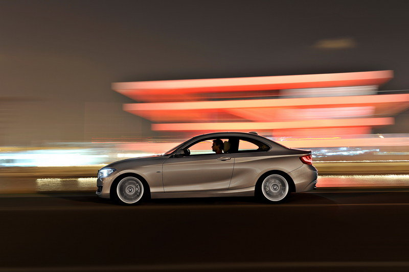 2014 - 2015 BMW 2 Series Coupe High Resolution Exterior - image 530081