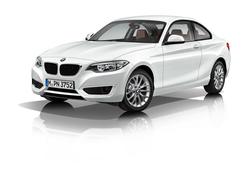 2014 - 2015 BMW 2 Series Coupe High Resolution Exterior - image 530072