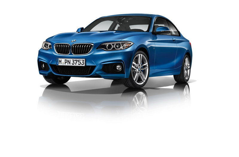 2014 - 2015 BMW 2 Series Coupe High Resolution Exterior - image 530074