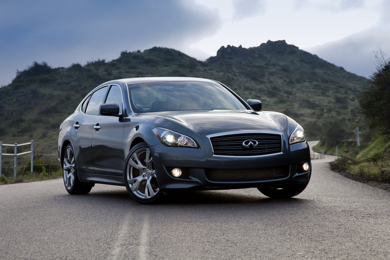 2013 Infiniti M High Resolution Exterior - image 527076
