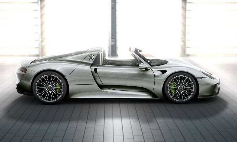 2013 porsche 918 spyder 39 s order book and colors are drool worthy news top speed. Black Bedroom Furniture Sets. Home Design Ideas