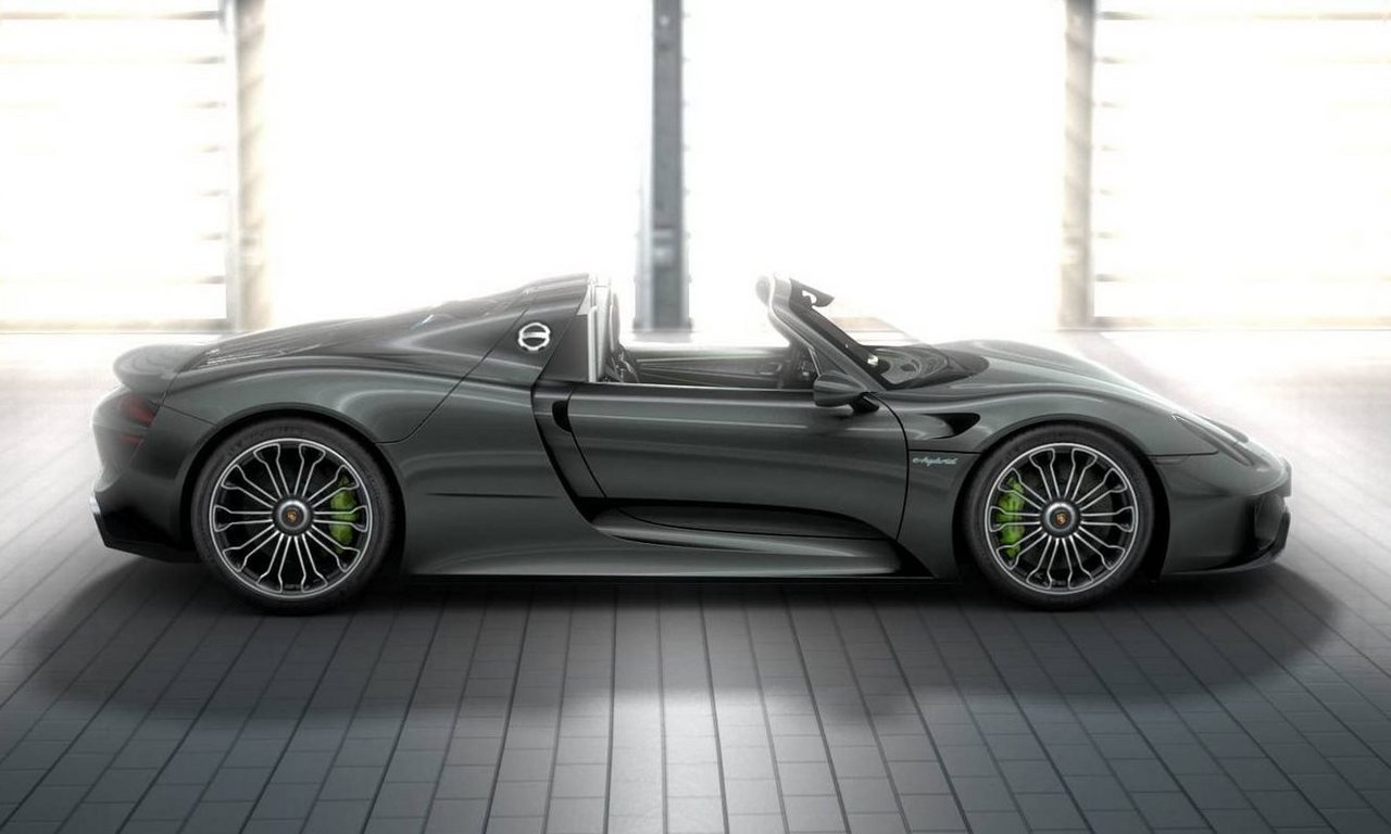 2013 porsche 918 spyder 39 s order book and colors are drool. Black Bedroom Furniture Sets. Home Design Ideas