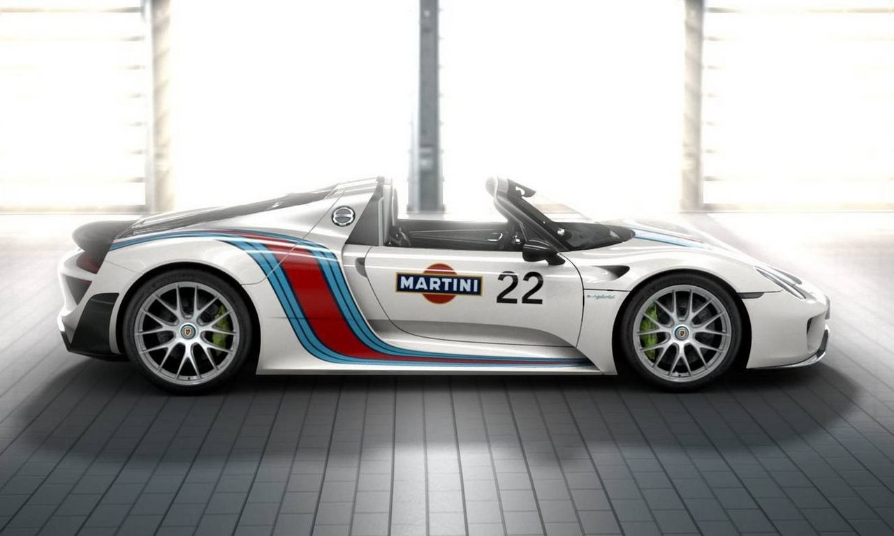 2013 porsche 918 spyder 39 s order book and colors are drool worthy pictur. Black Bedroom Furniture Sets. Home Design Ideas