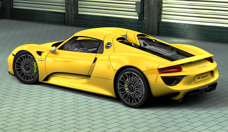 2013 porsche 918 spyder 39 s order book and colors are drool worthy picture 528349 car news. Black Bedroom Furniture Sets. Home Design Ideas