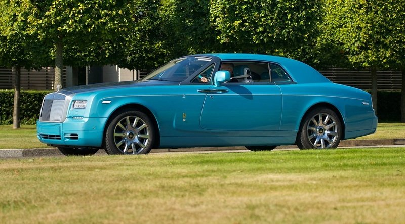 2013 Rolls-Royce Phantom Ghawwass Edition