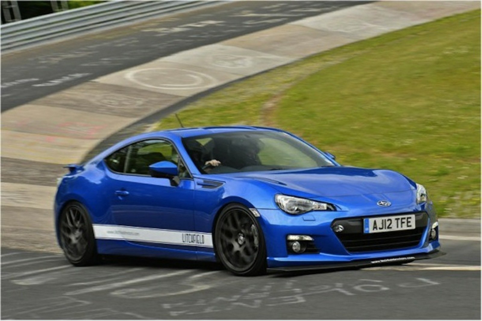 2013 Subaru BRZ Spec-S By Lichtfield Review - Top Speed