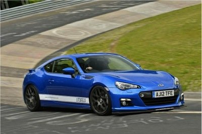 2013 Subaru BRZ Spec-S by Lichtfield