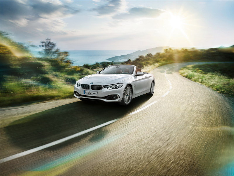 2014 BMW 4 Series Convertible High Resolution Exterior - image 528430
