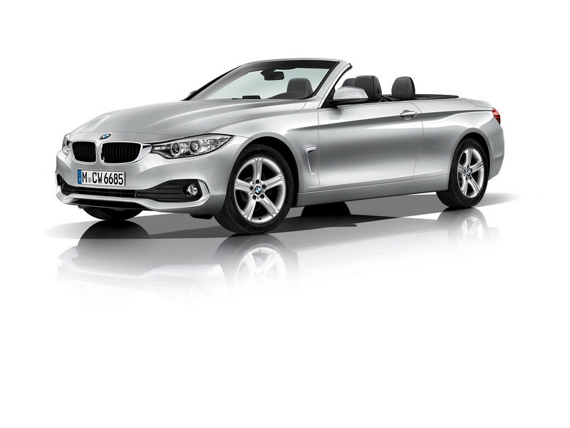 2014 BMW 4 Series Convertible High Resolution Exterior - image 528464