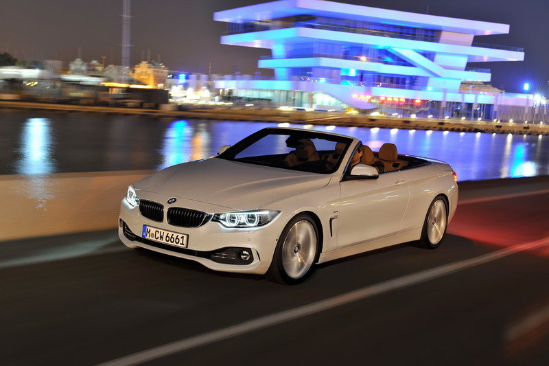 2014 BMW 4 Series Convertible High Resolution Exterior Wallpaper quality - image 528499